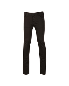 Jacob Cohen Mens Black J622 Comfort Tailored Jean