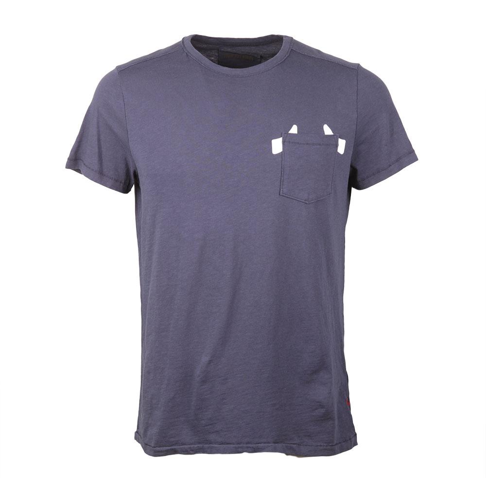 Horseshoe Crew T Shirt main image