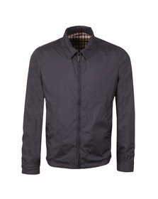 Aquascutum Mens Blue Brackenberry Reversible Blouson