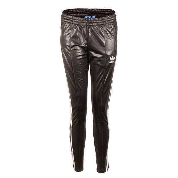 Adidas Originals Womens Black Superstar Track Pant main image