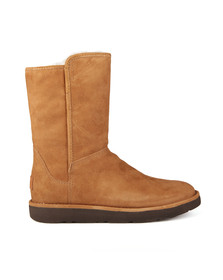 Ugg Womens Brown Abree Short Boot