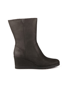 Ugg Womens Black Joely Boot