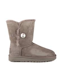 Ugg Womens Grey Ugg Bailey Bling Boot