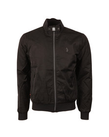 Luke Mens Black Fluf Nut 2 Jacket