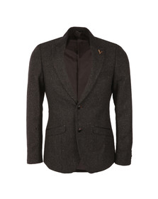 Pearly King Mens Black Disguise Blazer