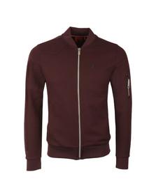 Luke Mens Red Terras Jacket