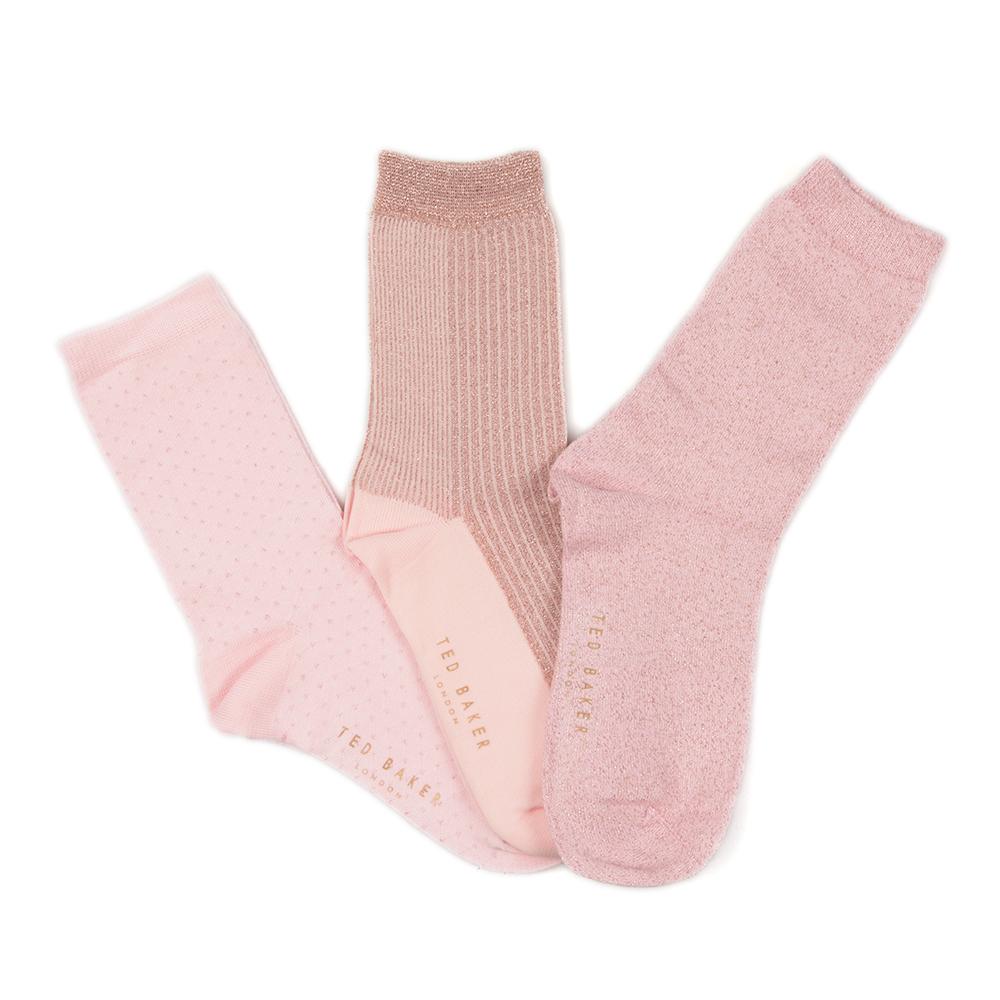 Glintee Metallic Assorted Sock Pack main image