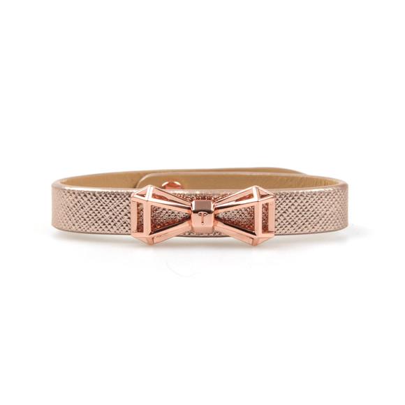 Ted Baker Womens Pink Irma Bracelet & Mini Purse Giftset main image