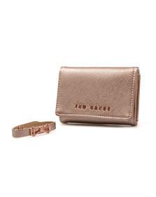 Ted Baker Womens Pink Irma Bracelet & Mini Purse Giftset