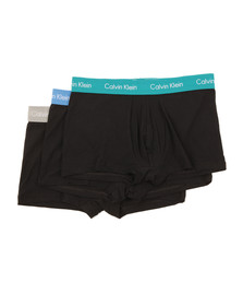 Calvin Klein Mens Multicoloured 3 Pack Trunks