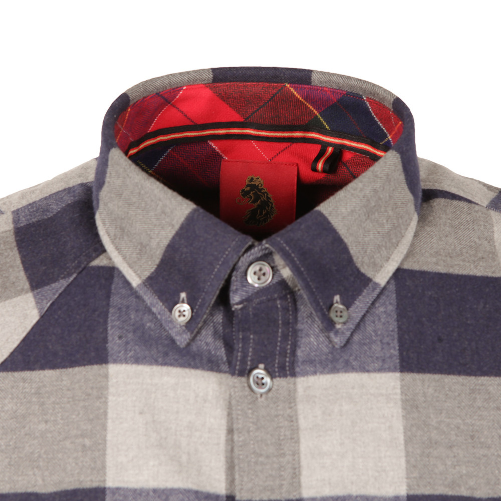 Hoople Flannel Overshirt main image