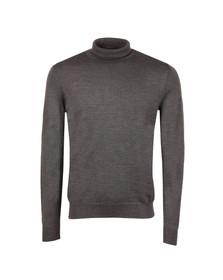 Gant Mens Grey Merino Wool Turtle Neck
