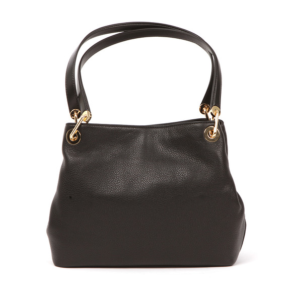 Michael Kors Womens Black Raven Large Shoulder Tote Bag main image