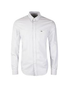 Lacoste Mens Blue L/S CH2293 Shirt