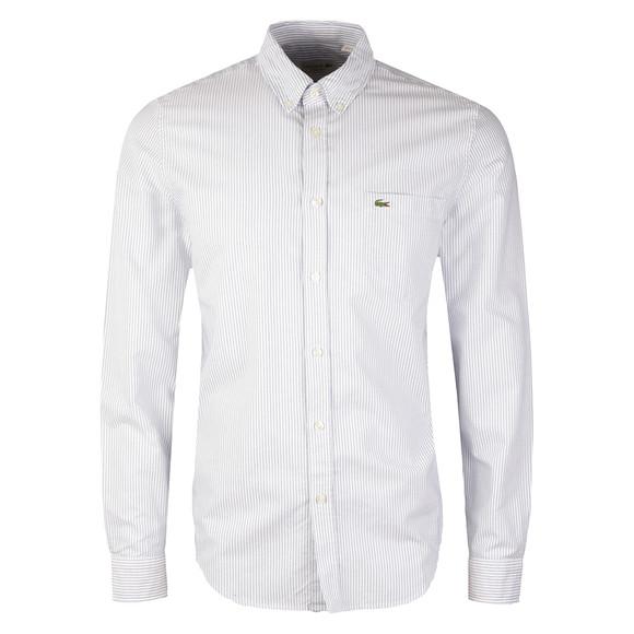 Lacoste Mens Blue L/S CH2293 Shirt main image