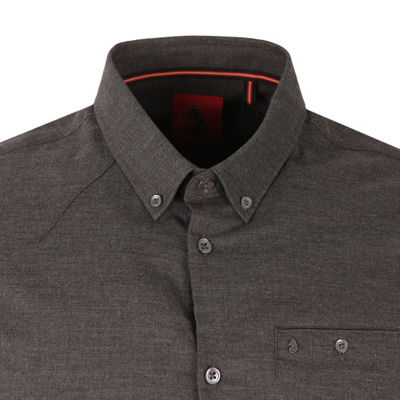 Luke Mens Grey All Day Everyday Shirt main image