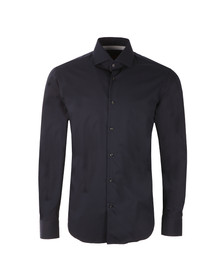 Hugo Mens Blue C-Eraldi Regular Fit Shirt