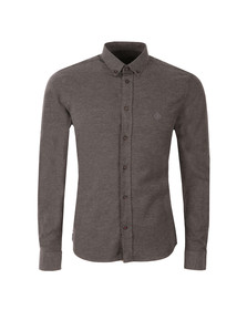 Henri Lloyd Mens Grey Northwood Fitted Shirt