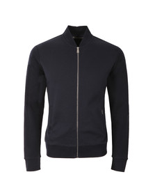 Ben Sherman Mens Blue Bomber Sweat