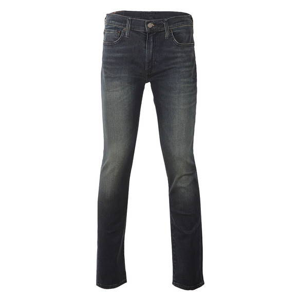 Levi's Mens Blue 511 Slim Fit Jean main image