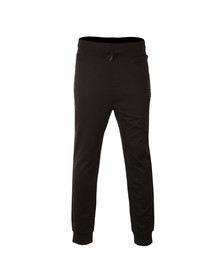 Boss Mens Black Small Logo Zip Pocket Jogger