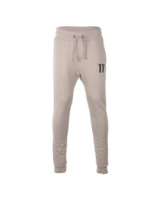 Eleven Degrees Mens Beige Base Jogger