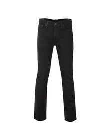 Levi's Mens Black 511 Slim Fit Jean
