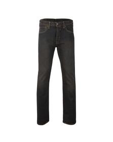 Levi's Mens Black 501 Jean