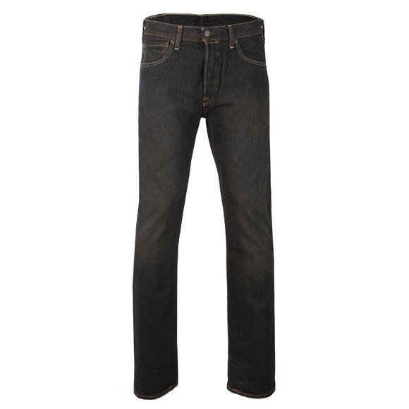 Levi's Mens Black 501 Jean main image