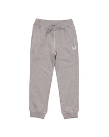 True Religion Boys Grey Horseshoe Logo Sweatpant