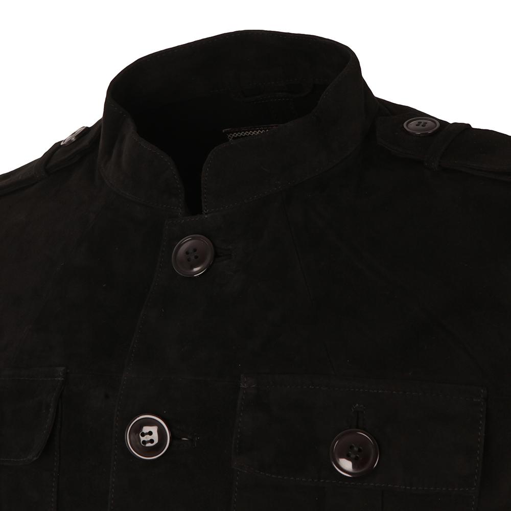 Suede Lennon Jacket main image