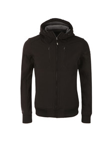 Weekend Offender Mens Black Coppola Jacket