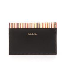 Paul Smith Mens Black Mens Card Wallet
