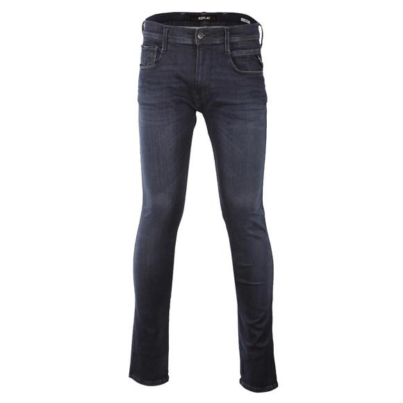 Replay Mens Blue Hyperflex Stretch Jean main image