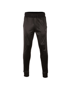 Nicce Mens Black Midnight Regent Jogger