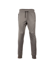 Nicce Mens Grey Poly Tech Jogger