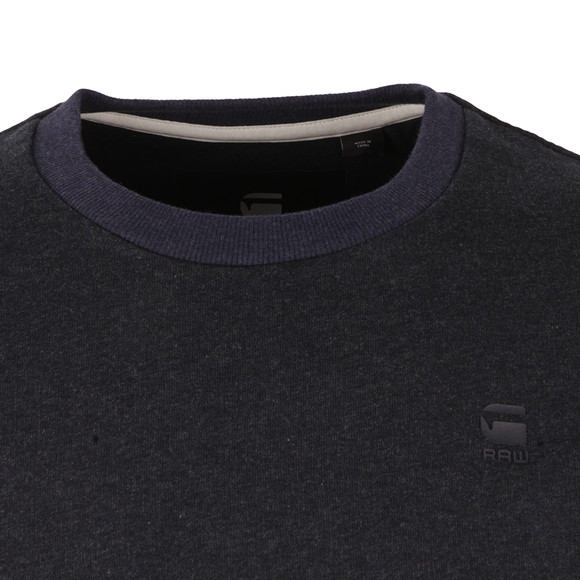 G-Star Mens Blue Smithfield Sweat main image