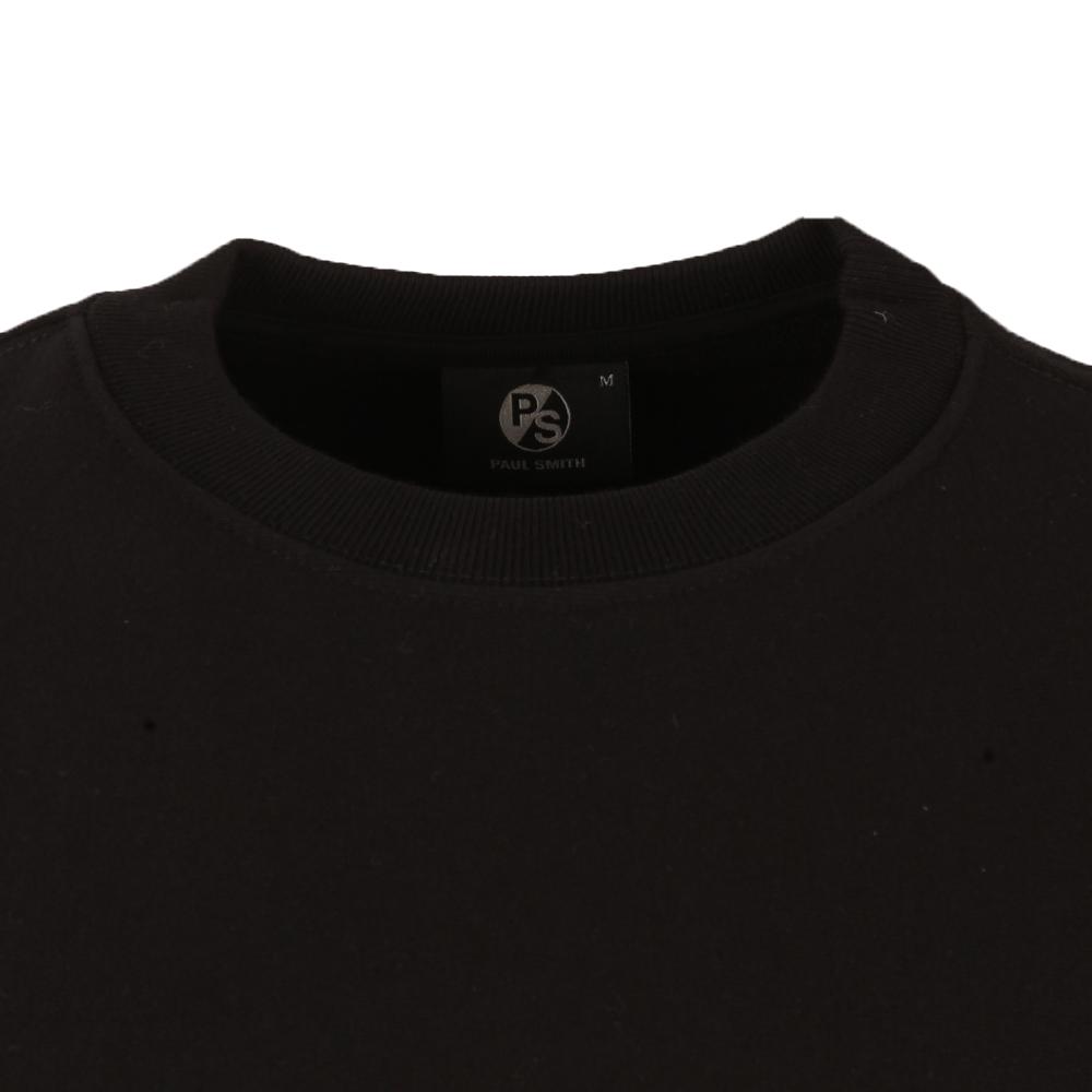 Organic Cotton Tab Logo Sweatshirt main image