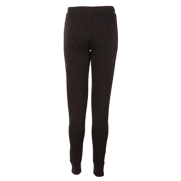 Superdry Womens Black Luxe Fashion Jogger main image