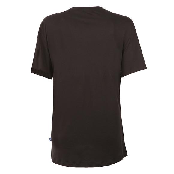 Adidas Originals Womens Black BF Trefoil T Shirt main image