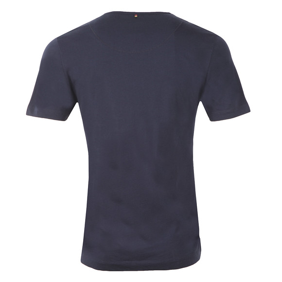 Pretty Green Mens Blue Afterparty T Shirt main image