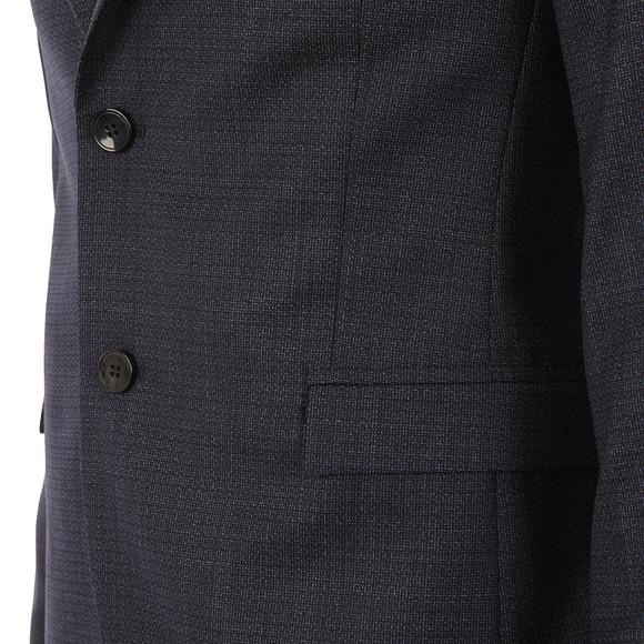 HUGO Mens Blue Arelto Wool Blazer main image