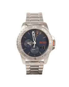 Boss Orange Mens Silver Reykjavik Watch