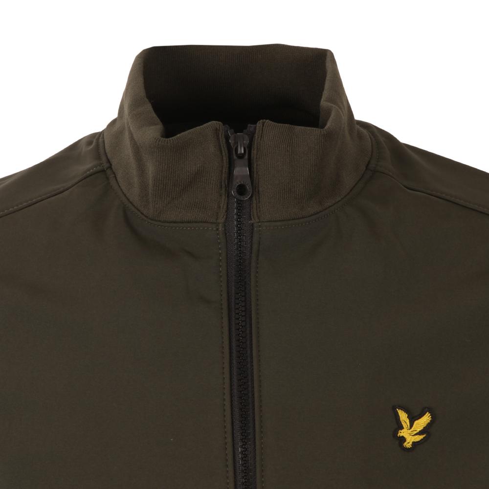 Zip Through Soft Shell Jacket main image