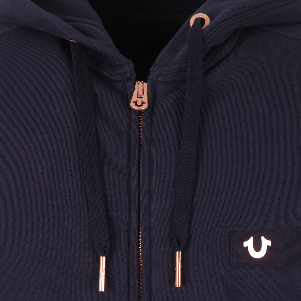Metal Horseshoe Hoody main image