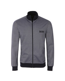 Boss Mens Blue Small Logo Tracktop