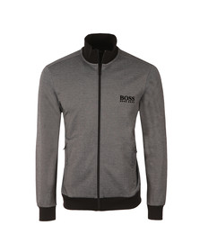 Boss Mens Black Small Logo Tracktop