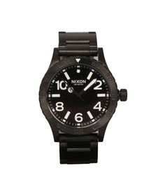 Nixon Mens Black 46 Watch