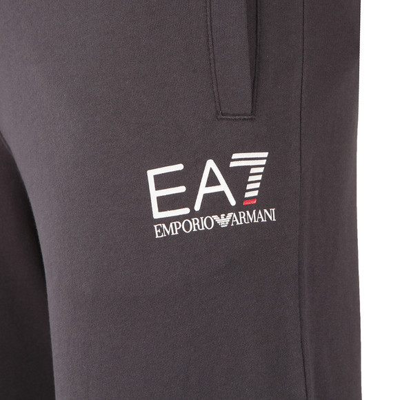 EA7 Emporio Armani Mens Grey Small Logo Sweatpant main image