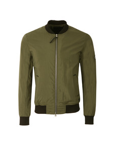 Religion Mens Green Object Jacket